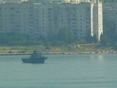 """Stock Video Footage of Small missile ship """"Mirage"""" 97"""