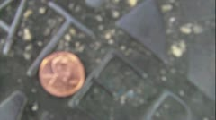 Penny1 Stock Footage