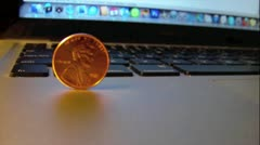 Penny2 Stock Footage