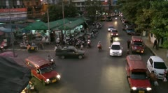 Thailand Chiang Mai Stock Footage
