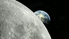 Universe Earth - stock footage