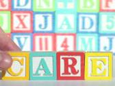 Alphabet blocks V17 - PAL Stock Footage