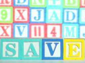 Alphabet blocks V5 - PAL Stock Footage