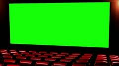 Cinema v2 01 loop Stock Footage