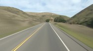 Stock Video Footage of South Bodega to Petaluma Stage 1