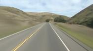 South Bodega to Petaluma Stage 1 Stock Footage