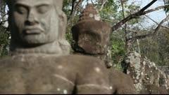 Angkor Thom Stock Footage