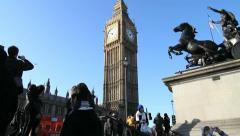 Big Ben, London - stock footage