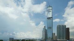 City Skyscraper. Stock Footage