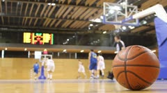 Basketball Stock Footage