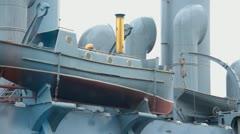 The Cruiser Aurora Stock Footage