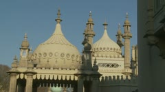Brighton's Royal Pavilion (thirteen) - stock footage