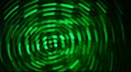 Stock Video Footage of Green Laser Light Array