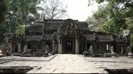 Stock Video Footage of Banteay Kdei