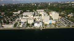 Mercy Hospital - stock footage