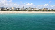 Stock Video Footage of Miami Beach Ocean Drive