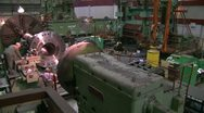 Industrial plant, the enterprise. Stock Footage