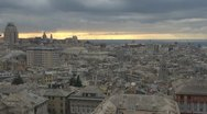 Stock Video Footage of Timelapse of Genoa, Italy