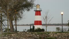 The Light House Stock Footage