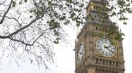 Amazing Big Ben Stock Footage