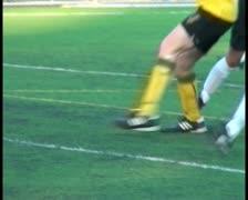 Soccer match V28 - PAL - stock footage