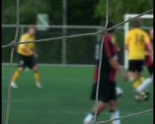 Soccer match V19 - PAL - stock footage