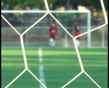 Soccer match V8 - PAL - stock footage