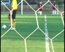 Soccer match V6 - PAL - stock footage