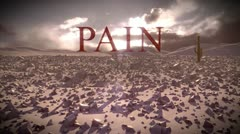 Take away the Pain (HD) Stock Footage