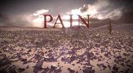 Take away the Pain (HD) Stock Footage