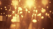 Concert Dance stage 10 Stock Footage