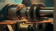 Milling Machine Stock Footage