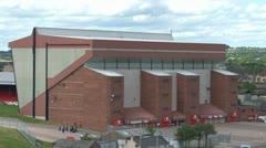 Aberdeen Football Club Stock Footage