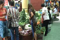 flea market - stock footage
