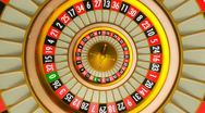 Stock Video Footage of Roulette