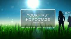 Green Field 2 - stock after effects