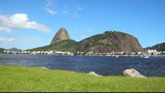 Sugar Loaf, Rio de Janeiro - stock footage