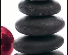 Zen rocks Holiday motif V9 - PAL - stock footage