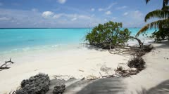 Maldives, Sun Island 14 - stock footage
