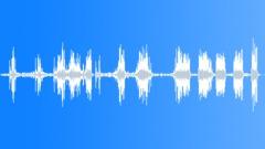 Handheld vhf radio - click,beep n noise-02 Sound Effect