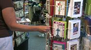Stock Video Footage of Shopping in the market (4 of 5)