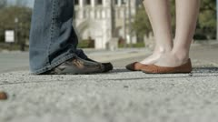 City Feet - stock footage