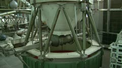 Module of the spacecraft Stock Footage