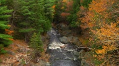 River Fall 18 - H264 - stock footage