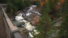 River Fall 16 - H264 - stock footage