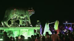 Carnival in Rio Stock Footage