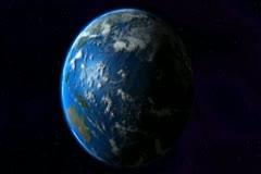 0162 Espacio NTSC Stock Footage