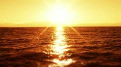 Scorching summer sun 11 Stock Footage