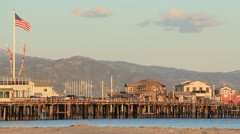 Santa Barbara 1 - stock footage