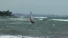Windsurfer Stock Footage